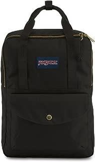 JanSport Marley Backpack - Black/Gold