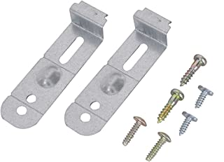 KONDUONE Ultra Durable DD94-01002A Dishwasher Assembly-install Kit for Samsung Dishwasher Mounting Brackets - Replace 2077601 AP4450818 PS4222710 EAP4222710 PD00007402