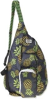 KAVU Mini Rope Pack Sling Bag Crossbody Shoulder Polyester Sling Backpack