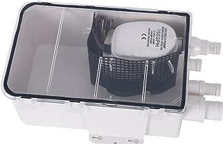DasMarine12V 750GPH Multi Port Marine Boat Shower Sump Pump Drain Kit System