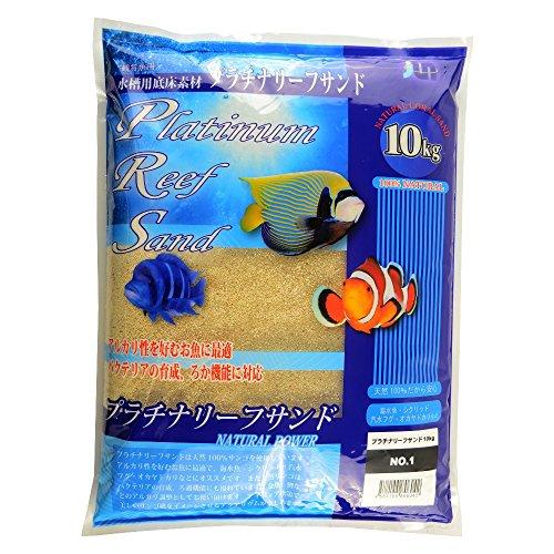ジュン (JUN) プラチナリーフサンド NO.1(極細タイプ) 2kg