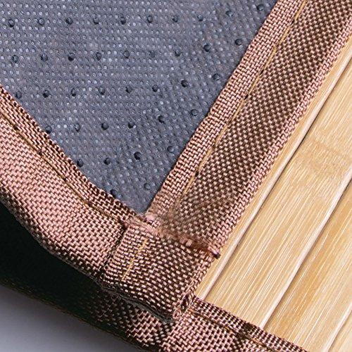 tapete bambú grande