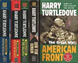 Harry Turtledove [5 Novels] (American Front/How Few Remain/WorldWar: In the Balance/Tilting the Balance/Upsetting the Balance)