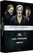 Coffret Olivier Marchal 3 DVD : MR73 - 36 quai des orfèvres - Les Lyonnais