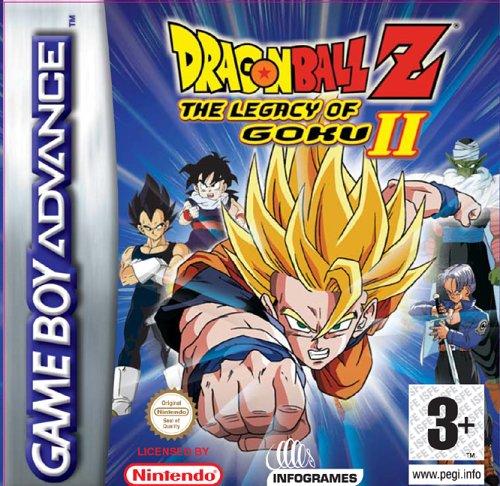Dragon Ball Z: The Legacy of Goku II (GBA) [Importación Inglesa]