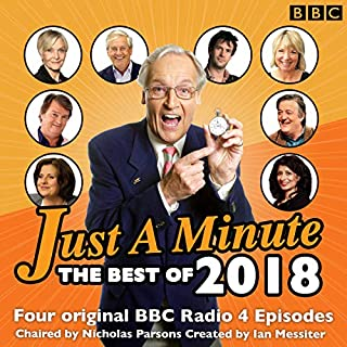 Just a Minute: Best of 2018 cover art