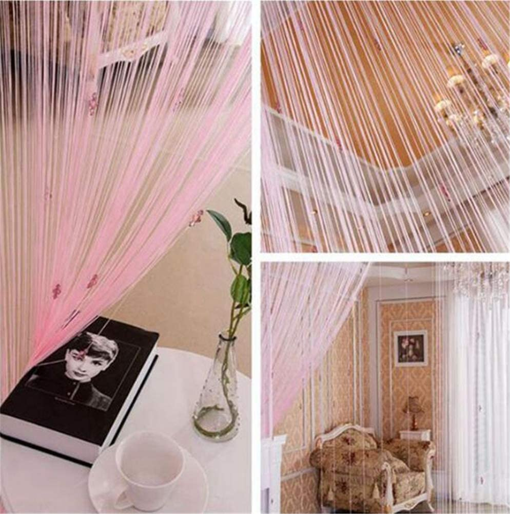 Wall Panel Fringe Window Shipping included Divider Coffee House free Wedding Blind for