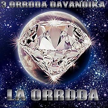 3 ORRDDA DAYANDIKA (Instrumental Version)