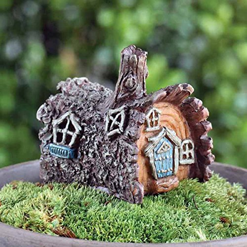 Fiddlehead Micro-Mini Log House