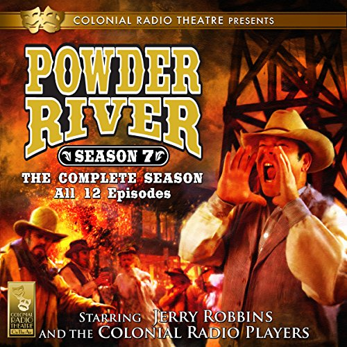 Powder River, The Complete Seventh Season audiobook cover art