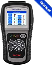 Autel MaxiLink ML519 Enhanced Mode 6 OBD2 Scanner Auto Diagnostic Scan Tool Check Engine Fault Code Reader CAN Scan Tool, Upgraded Ver. of AL319