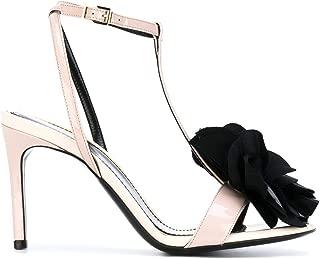 Luxury Fashion Womens FWSAMS0DMILAE17 Pink Sandals | Season Outlet