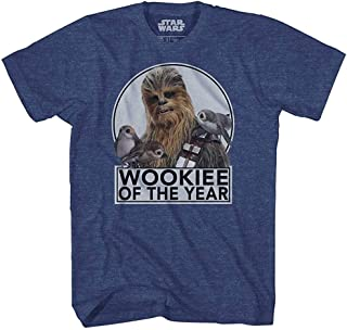 Chewbacca Wookie of The Year Porgs T-Shirt