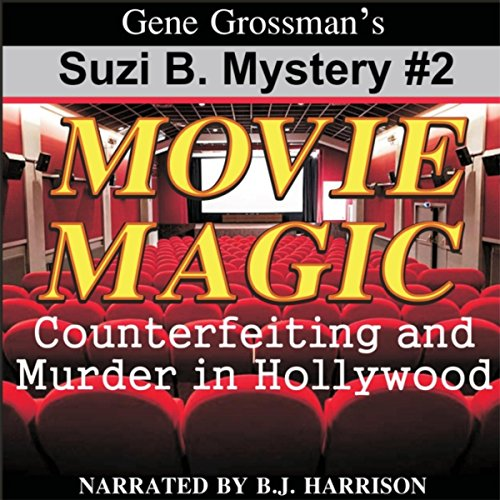 Movie Magic audiobook cover art