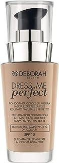 Deborah Dress Me Perfect Foundation - 05 Amber, 30 ml