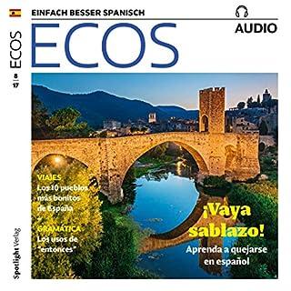 ECOS audio - Quejarse en español. 8/2017 Titelbild