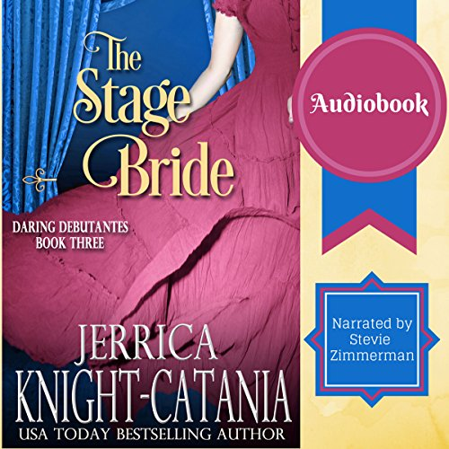 The Stage Bride audiobook cover art