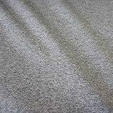 Stoff Meterware Bündchenstoff Schlauchware Jersey uni grau
