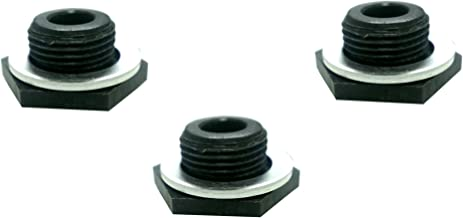 Hawkins F1012 3-Piece Safety Valve for Futura Anodized Pressure Cooker