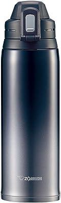 象印マホービン(ZOJIRUSHI) 水筒 ステンレス クール スポーツ ボトル 直飲み 1.03L ワンタッチ オープン タイプ グラデーション ブラック SD-ES10-BZ