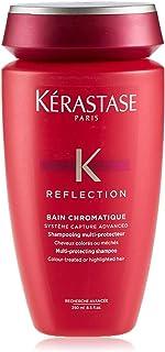 Kerastase - Gamme Réflexion - Bain Chromatique, Shampooing protecteur de couleur pour les cheveux colorés ou méchés - 250ml
