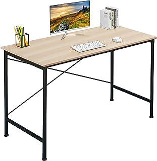 MELLCOM 38 Inch Computer Desk, Office Desk, Modern Simple...