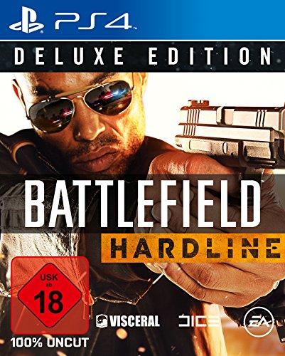 Battlefield Hardline - Deluxe Edition (exklusiv bei Amazon.de) - [PlayStation 4]