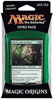 Magic the Gathering: MTG Magic Origins: Intro Pack / Theme Deck: Dwynen Gilt-Leaf..