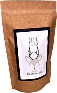 DA CHOCOLATE Candy Souvenir Animals Chocolate Poop 1 bag 5 Oz (Deer Poop)