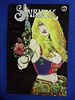 SINBUCK #1, NM, Angel Eyes, Tim Vigil, Rebel, Broken Halos, 2005 more indies in store