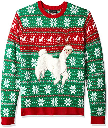 Alpaca Christmas Sweater