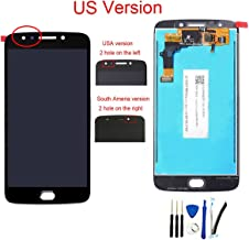 LCD Display Digitizer Touch Screen Glass Panel Assembly Replacement for Moto E4 Plus XT1775 NA 5.5