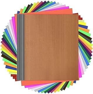 HTV Heat Transfer Vinyl Bundle- 36 Pack 12