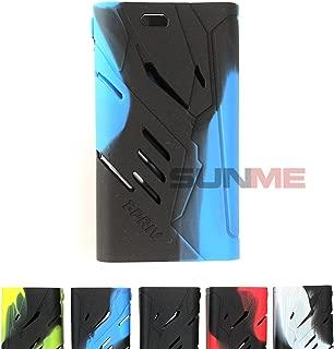 SUNME Protective Silicone Case for SMOK T-PRIV 220W Mod Kit (Blue/Black)