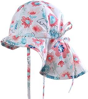 帽子 赤ちゃん 女の子 キャップ ボンネット コットン ボンネット コットン バケット ハット