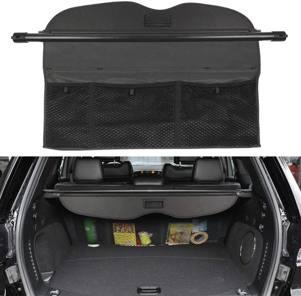 BOPARAUTO Cargo Cover for Jeep Cherokee Grand With OFFer Accessories M Free shipping on posting reviews