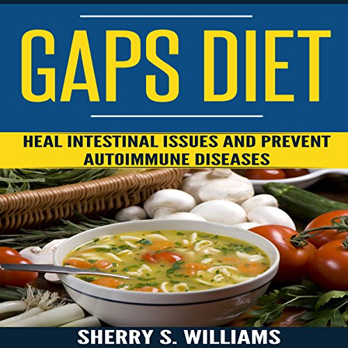 GAPS Diet audiobook cover art