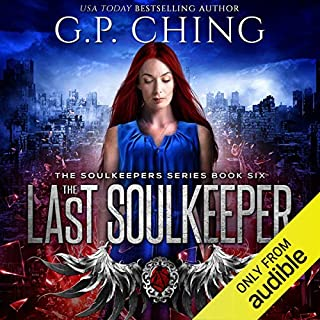 The Last Soulkeeper cover art