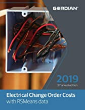 Electrical Change Order Costs With Rsmeans Data (Means Electrical Change Order Cost Data)