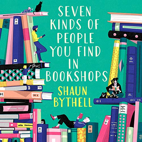 Seven Types of People You Find in Bookshops cover art