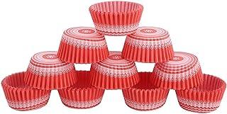 Cupcake Wrapping, Baby Shower Muffin Liner Standard Size Cake Holders, Cupcake Muffin Case Baking Weddings Birthdays Baby ...