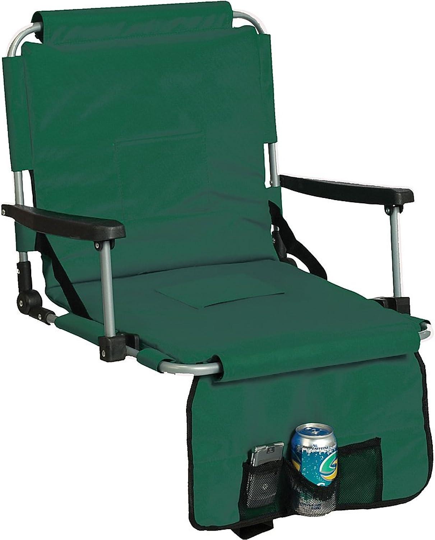 Picnic Plus Stadium Seat Green - Picnic Plus PSM-106G