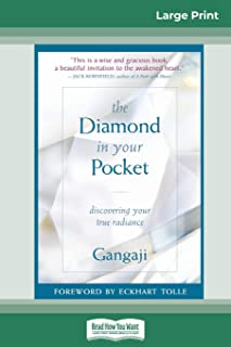The Diamond in Your Pocket: Discovering Your True Radiance (16pt Large Print Edition)
