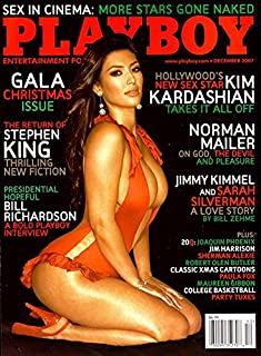 Best playboy magazine december 2007 Reviews
