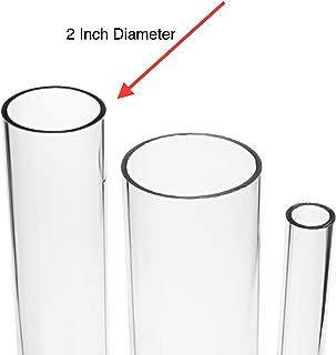 acrylic transparent pipe