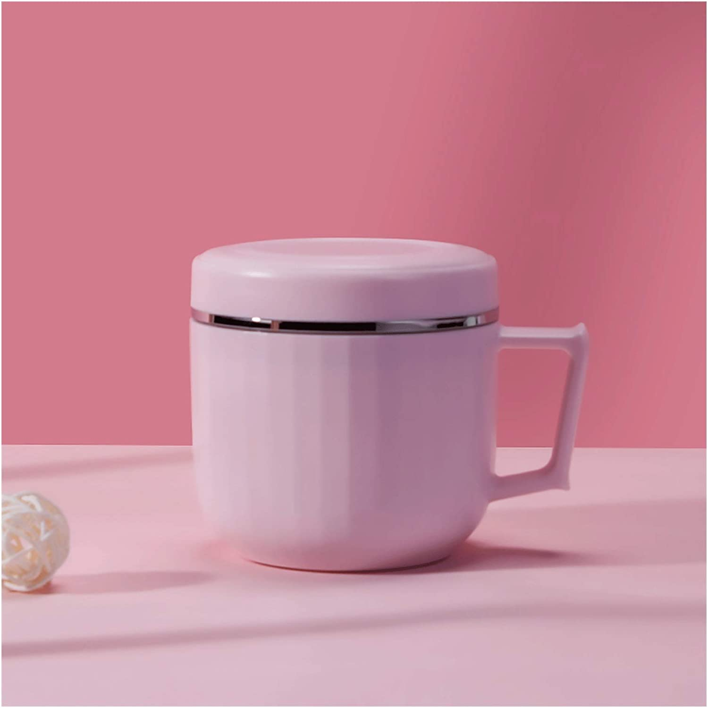 Coffee Cups Genuine Mug with Handle Memphis Mall Simple Vacuum Flask Portable