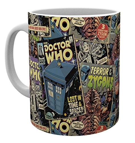 GB Eye Doctor Who, Comic Bücher, Tasse, Verschiedene