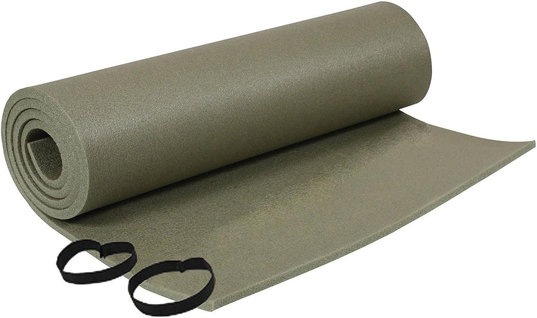 redhco Foam Sleeping Pad with Straps