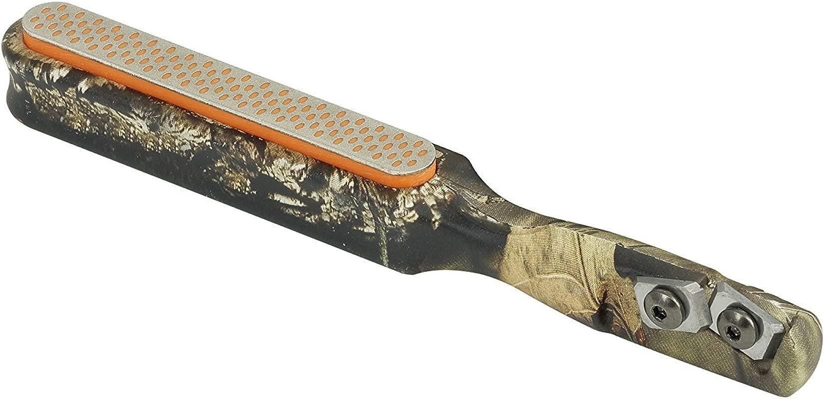 Smith S Edge Stick Knife And Broadhead Sharpener Mossy Oak 50549 Camo