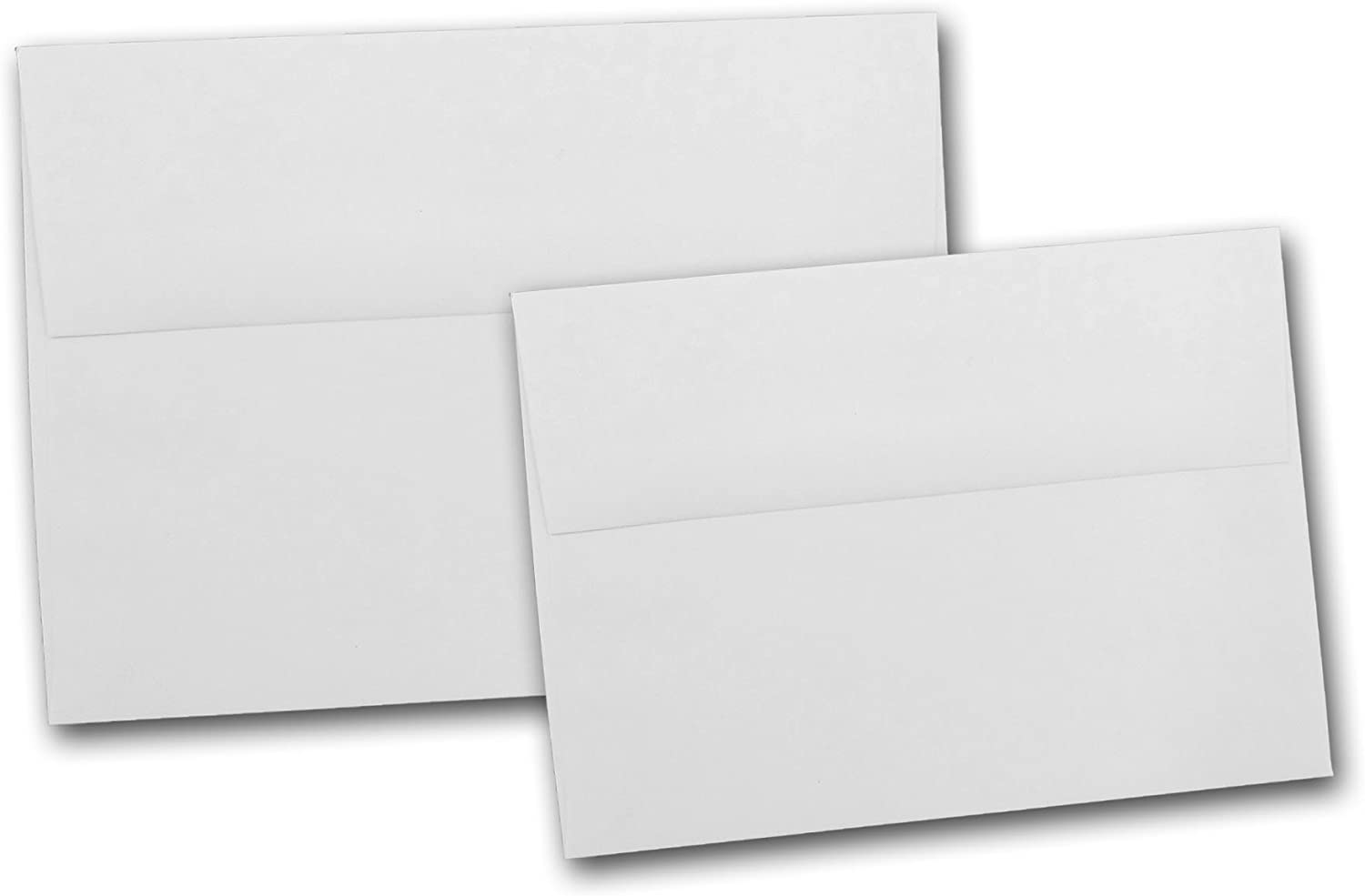 Neenah Classic Crest A2 Envelopes Limited price sale 50 Cash special price White Pk Solar -